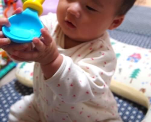 7ヶ月目にすること(赤ちゃん0歳7ヶ月目)